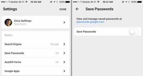 Cách giúp trình duyệt web ngưng yêu cầu lưu mật khẩu khi đăng nhập ảnh 1