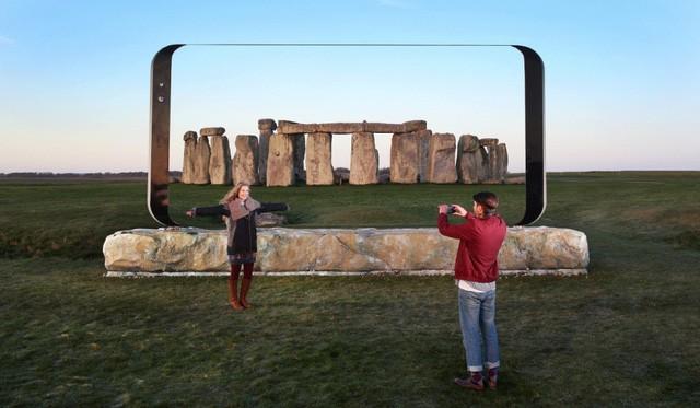 """Samsung chi tiền tấn để quảng cáo, gọi Galaxy S8 là """"giấc mơ"""" ảnh 1"""