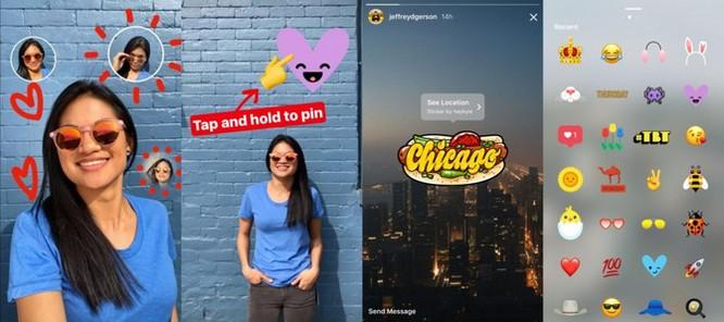 Instagram Stories vượt xa Snapchat nhờ sao chép... Snapchat ảnh 2