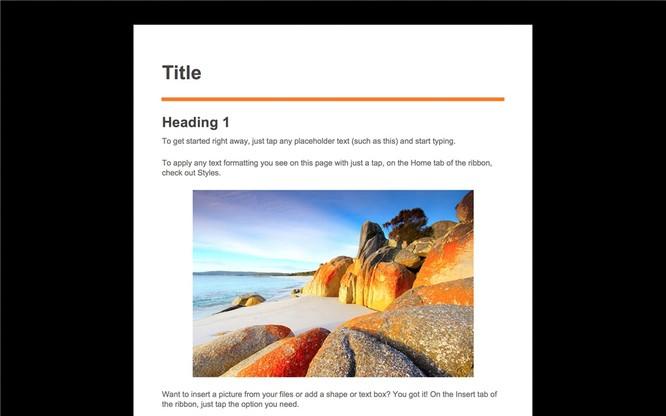 Hướng dẫn bật Focus Mode trên Word 2016 cho Mac để tập trung hơn ảnh 2