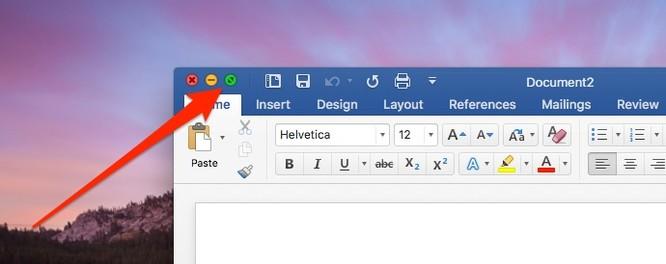 Hướng dẫn bật Focus Mode trên Word 2016 cho Mac để tập trung hơn ảnh 4