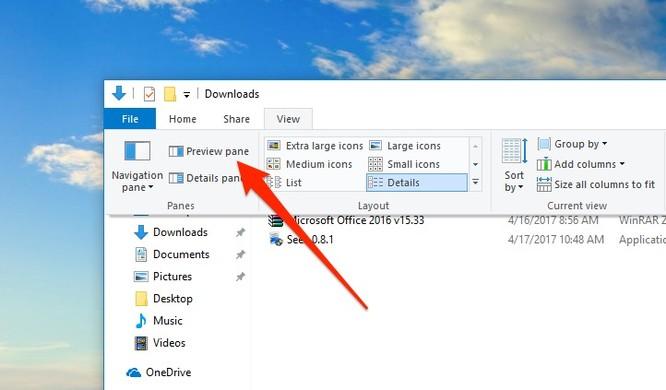Mang chức năng Preview trên macOS sang Windows 10 ảnh 1