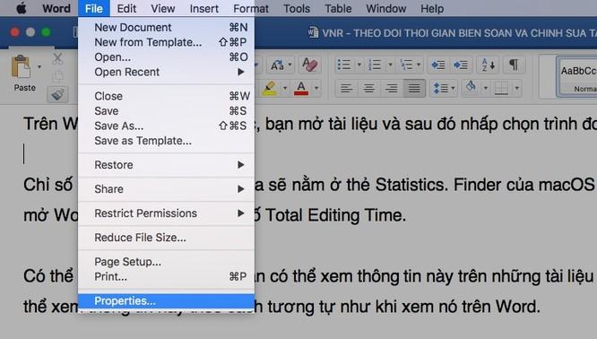 Bạn đã làm việc trên Word/PowerPoint trong bao lâu? ảnh 3