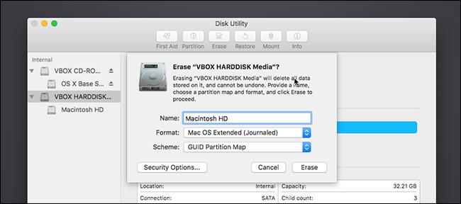 Cách xoá sạch dữ liệu và cài lại macOS hoàn toàn mới ảnh 7
