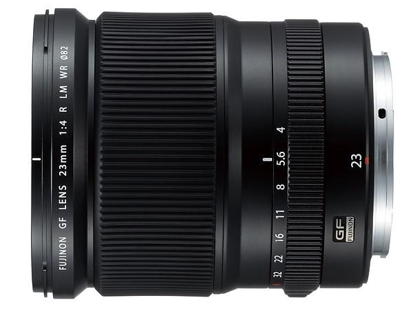 Fujifilm ra mắt ống kính GF 23mm,100mm và cập nhật lộ trình ảnh 1