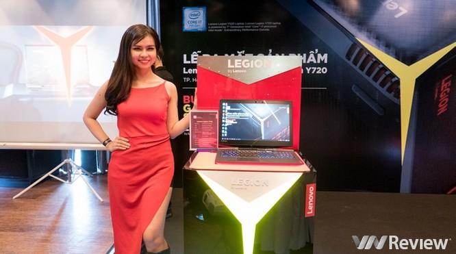 Lenovo ra mắt dòng laptop chơi game chuyên nghiệp Legion ảnh 5