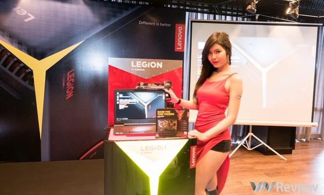 Lenovo ra mắt dòng laptop chơi game chuyên nghiệp Legion ảnh 8