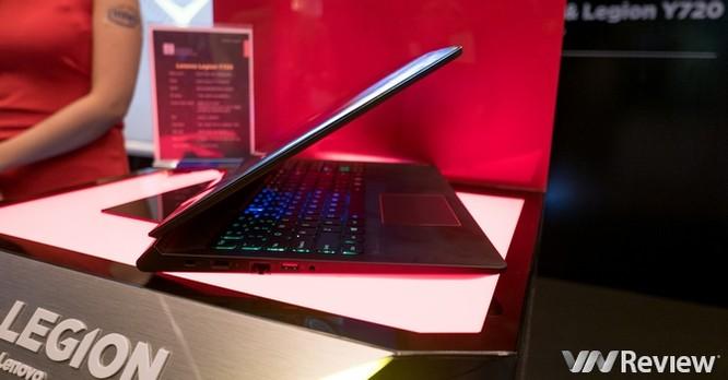 Lenovo ra mắt dòng laptop chơi game chuyên nghiệp Legion ảnh 4