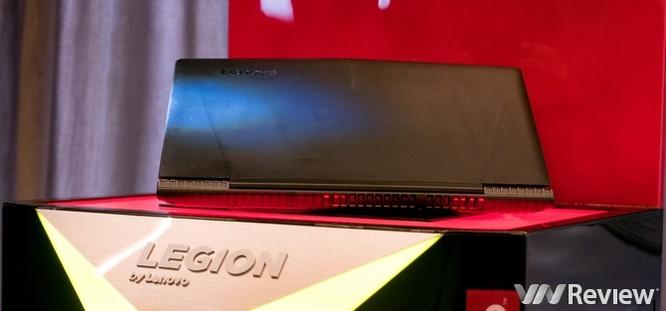 Lenovo ra mắt dòng laptop chơi game chuyên nghiệp Legion ảnh 3