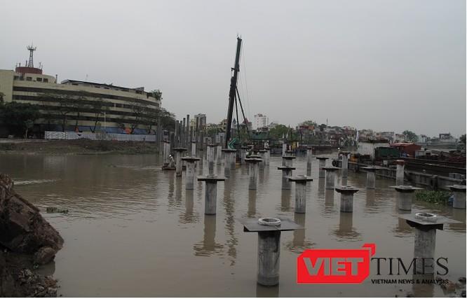 Video: Cận cảnh công nghệ xây cầu dài 130m vượt sông chỉ mất 50 ngày ảnh 1