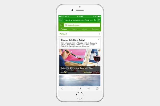 5 trình duyệt web tốt nhất cho iPhone ảnh 4