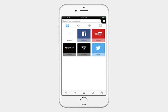 5 trình duyệt web tốt nhất cho iPhone ảnh 5