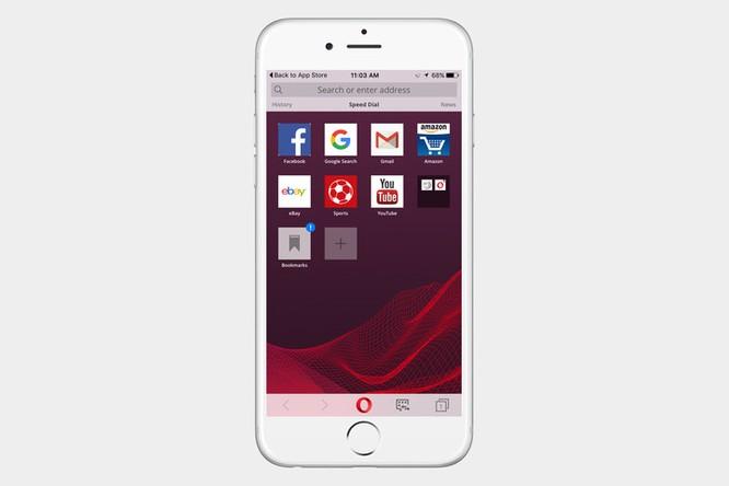 5 trình duyệt web tốt nhất cho iPhone ảnh 3
