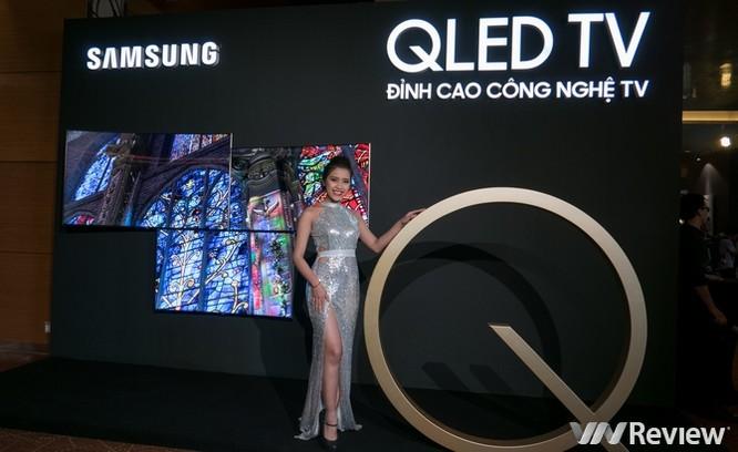 Samsung ra mắt TV QLED tại Việt Nam, giá từ 65 triệu đồng ảnh 12