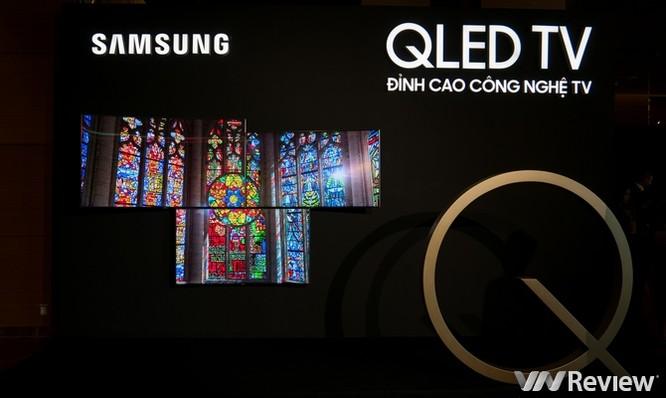 Samsung ra mắt TV QLED tại Việt Nam, giá từ 65 triệu đồng ảnh 6
