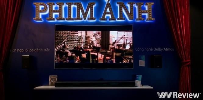 Samsung ra mắt TV QLED tại Việt Nam, giá từ 65 triệu đồng ảnh 7