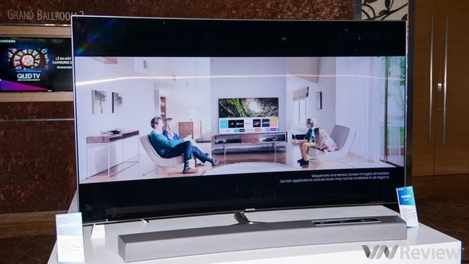 Samsung ra mắt TV QLED tại Việt Nam, giá từ 65 triệu đồng ảnh 8