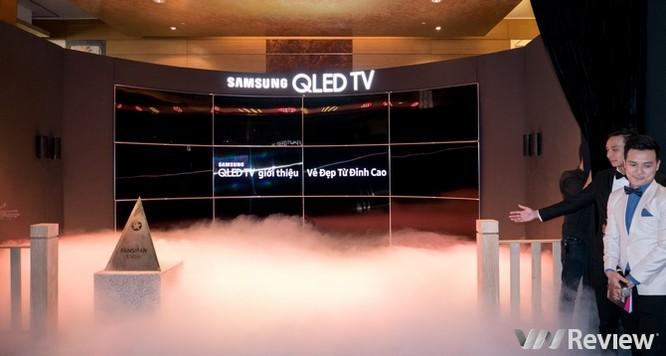 Samsung ra mắt TV QLED tại Việt Nam, giá từ 65 triệu đồng ảnh 4