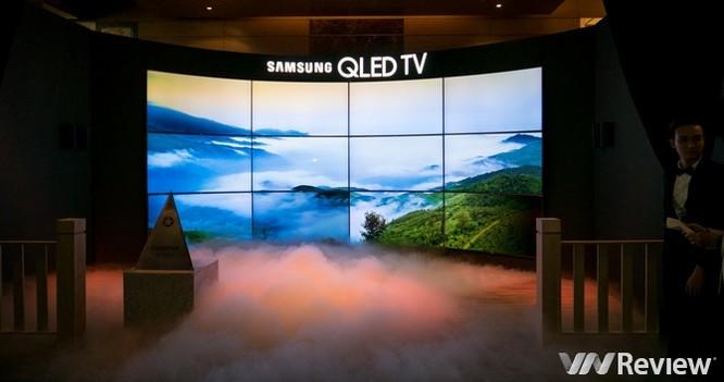 Samsung ra mắt TV QLED tại Việt Nam, giá từ 65 triệu đồng ảnh 5