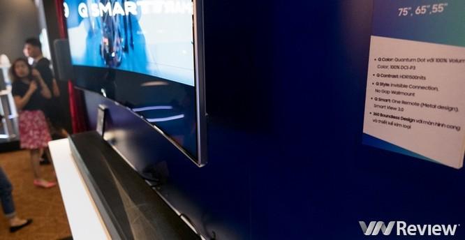 Samsung ra mắt TV QLED tại Việt Nam, giá từ 65 triệu đồng ảnh 2