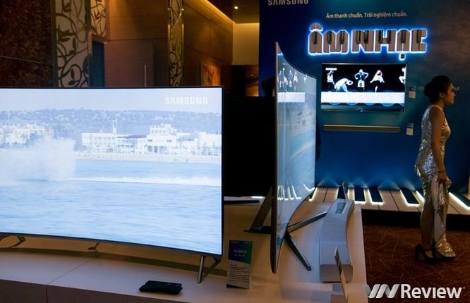 Samsung ra mắt TV QLED tại Việt Nam, giá từ 65 triệu đồng ảnh 1