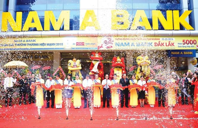 Nam A Bank: Mở rộng mạng lưới đi đôi với đồng bộ hóa hình ảnh thương hiệu ảnh 1