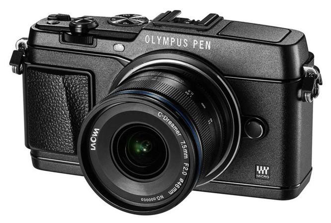 Venus giới thiệu Laowa 7.5mm f/2, ống kính có góc rộng nhất dành cho M4/3 ảnh 2