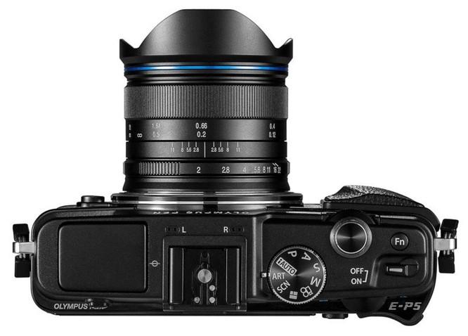 Venus giới thiệu Laowa 7.5mm f/2, ống kính có góc rộng nhất dành cho M4/3 ảnh 3