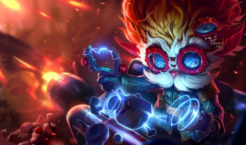 Hot boy dễ thương Heimerdinger sẽ được Riot Games 'phẫu thuật thẩm mỹ lại' - ảnh 1
