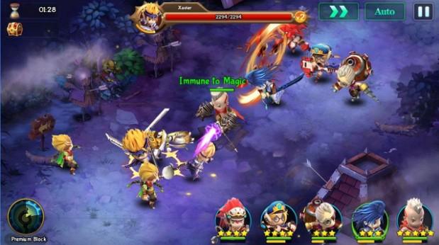 """Top 5 game mobile đồ họa Chibi vẫn đang """"hút hồn"""" gamer thế giới ảnh 1"""