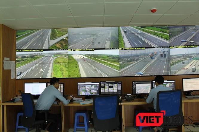 Quản lý cao tốc Hà Nội-Hải Phòng: Bạn làm gì bất thường, camera đều không bỏ sót! ảnh 2