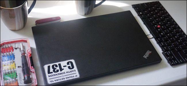 Hướng dẫn thay bàn phím và touchpad laptop tại nhà ảnh 4
