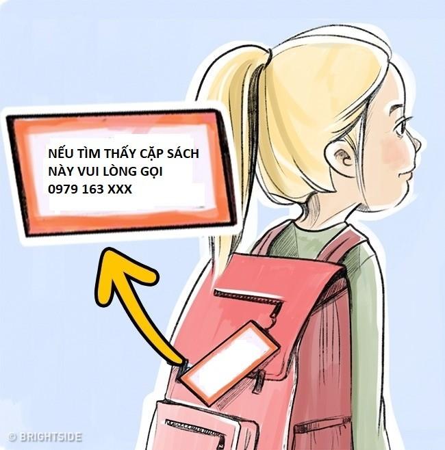 10 lời khuyên bảo vệ trẻ em mà bạn có thể sẽ cần đến ảnh 1