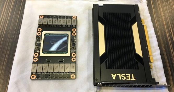 NVIDIA GV100: siêu chip đồ hoạ Volta 12 nm cho AI, 21,1 tỷ transistor, giá 3,4 tỷ đồng ảnh 6