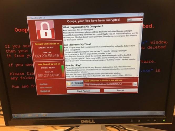 """Ransomware """"WanaCrypt0r 2.0"""" là gì và tại sao nó lại gây ra cuộc tấn công lớn đến thế? ảnh 2"""
