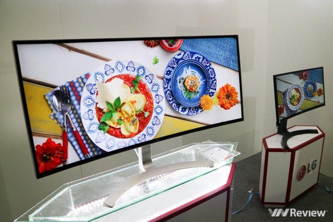 Cận cảnh dòng màn hình cho dân thiết kế, chuẩn màu sắc của LG tại Việt Nam ảnh 2