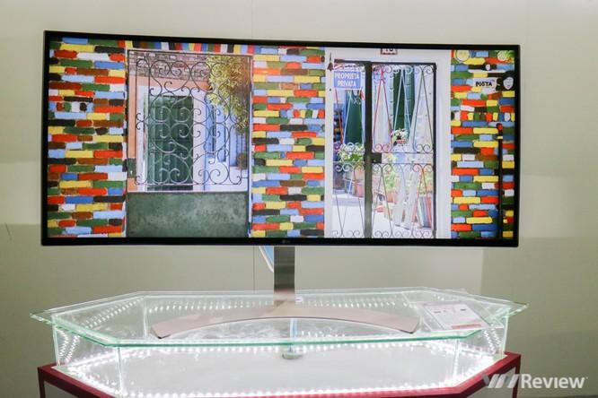 Cận cảnh dòng màn hình cho dân thiết kế, chuẩn màu sắc của LG tại Việt Nam ảnh 3