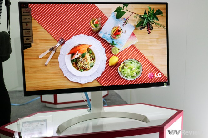 Cận cảnh dòng màn hình cho dân thiết kế, chuẩn màu sắc của LG tại Việt Nam ảnh 6