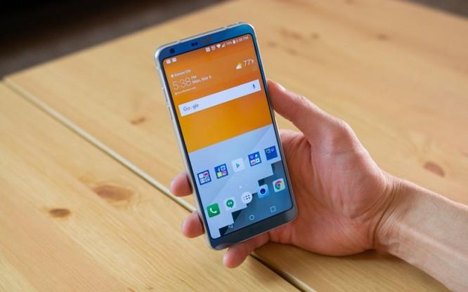 Những vấn đề thường gặp ở LG G6 và cách giải quyết ảnh 4