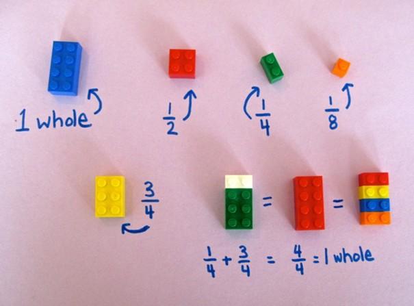 Một cô giáo dùng LEGO để dạy trẻ em học toán, cực dễ hiểu ảnh 5