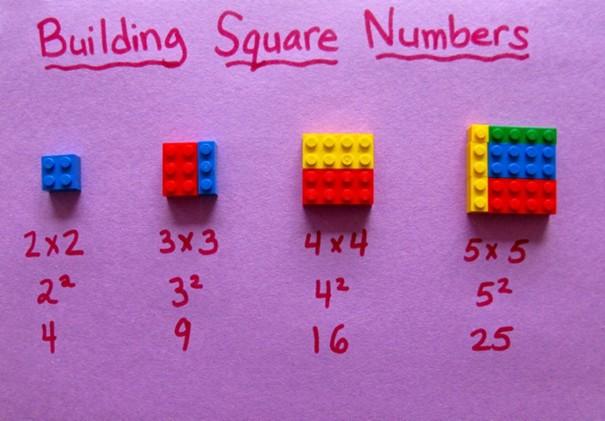 Một cô giáo dùng LEGO để dạy trẻ em học toán, cực dễ hiểu ảnh 6