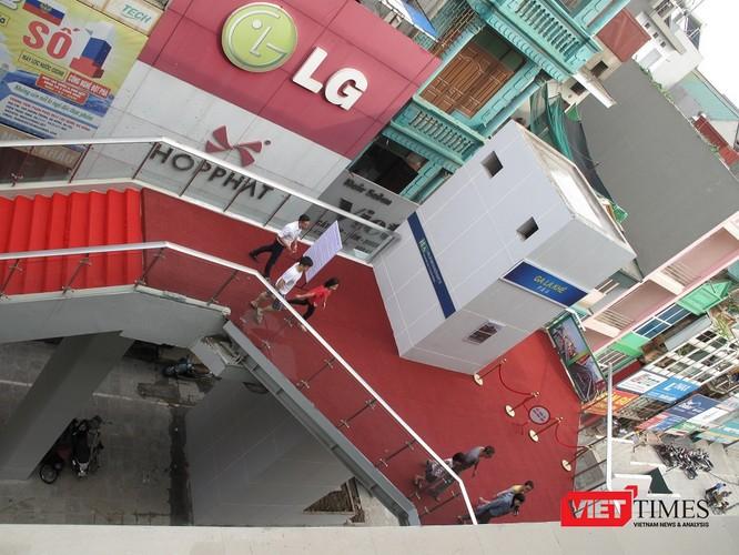 Cận cảnh nhà ga, tàu mẫu đường sắt trên cao Cát Linh - Hà Đông ảnh 18