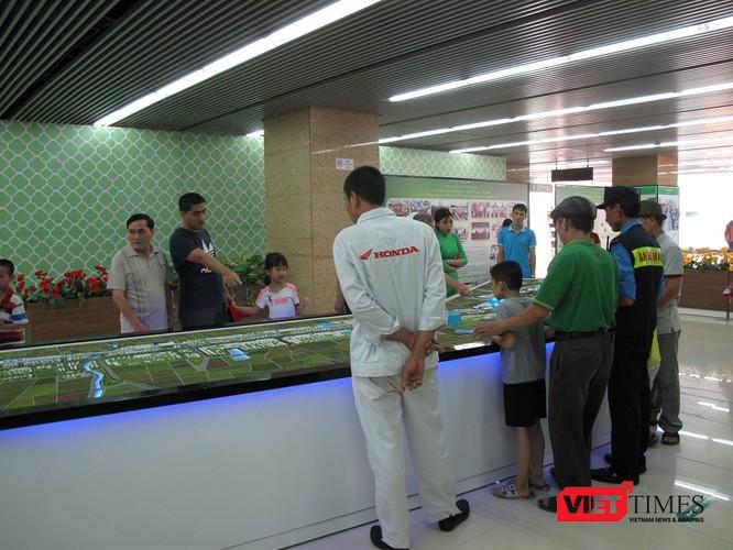 Cận cảnh nhà ga, tàu mẫu đường sắt trên cao Cát Linh - Hà Đông ảnh 30