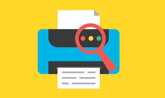 Bảo mật máy in để bảo vệ mạng doanh nghiệp ảnh 1