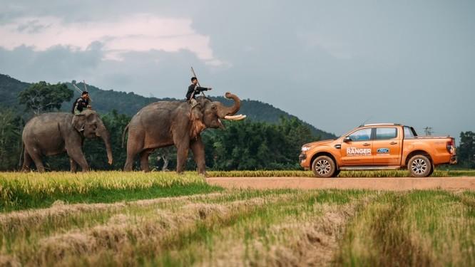 Ford giới thiệu Ranger phiên bản Wildtrak 2.2L AT 4x4 hoàn toàn mới ảnh 2