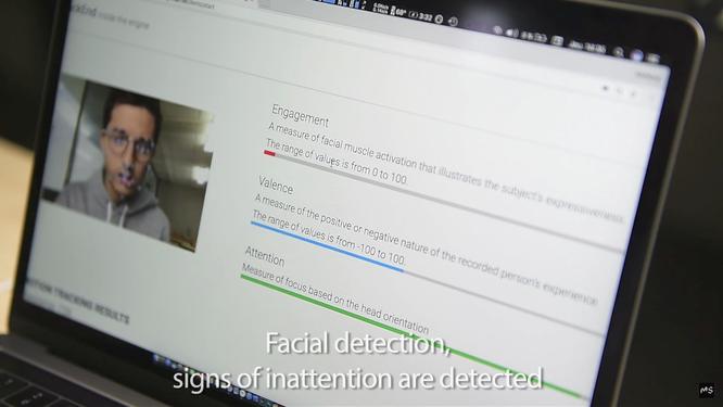 Công nghệ nhận diện khuôn mặt sẽ giúp phát hiện sinh viên không tập trung ảnh 1