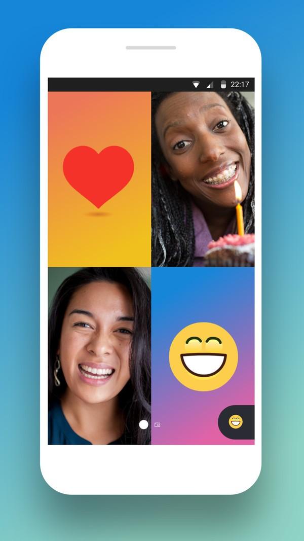 Microsoft đang làm cho giao diện Skype giống hệt Snapchat ảnh 6