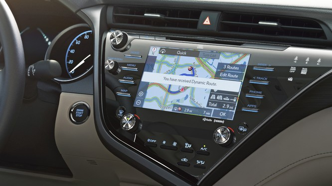 Toyota sẽ dùng nền tảng Linux cho dòng xe Camry mới ảnh 2