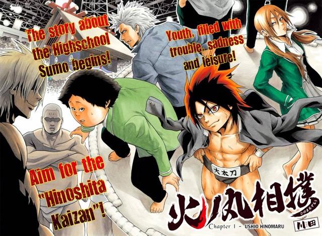 """Top 10 manga sẽ có khả năng """"gánh team"""" Shounen Jump trong tương lai"""