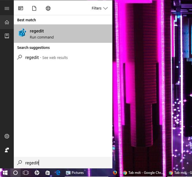 Ẩn tùy chọn thiết lập trong Settings của Windows 10 ảnh 1